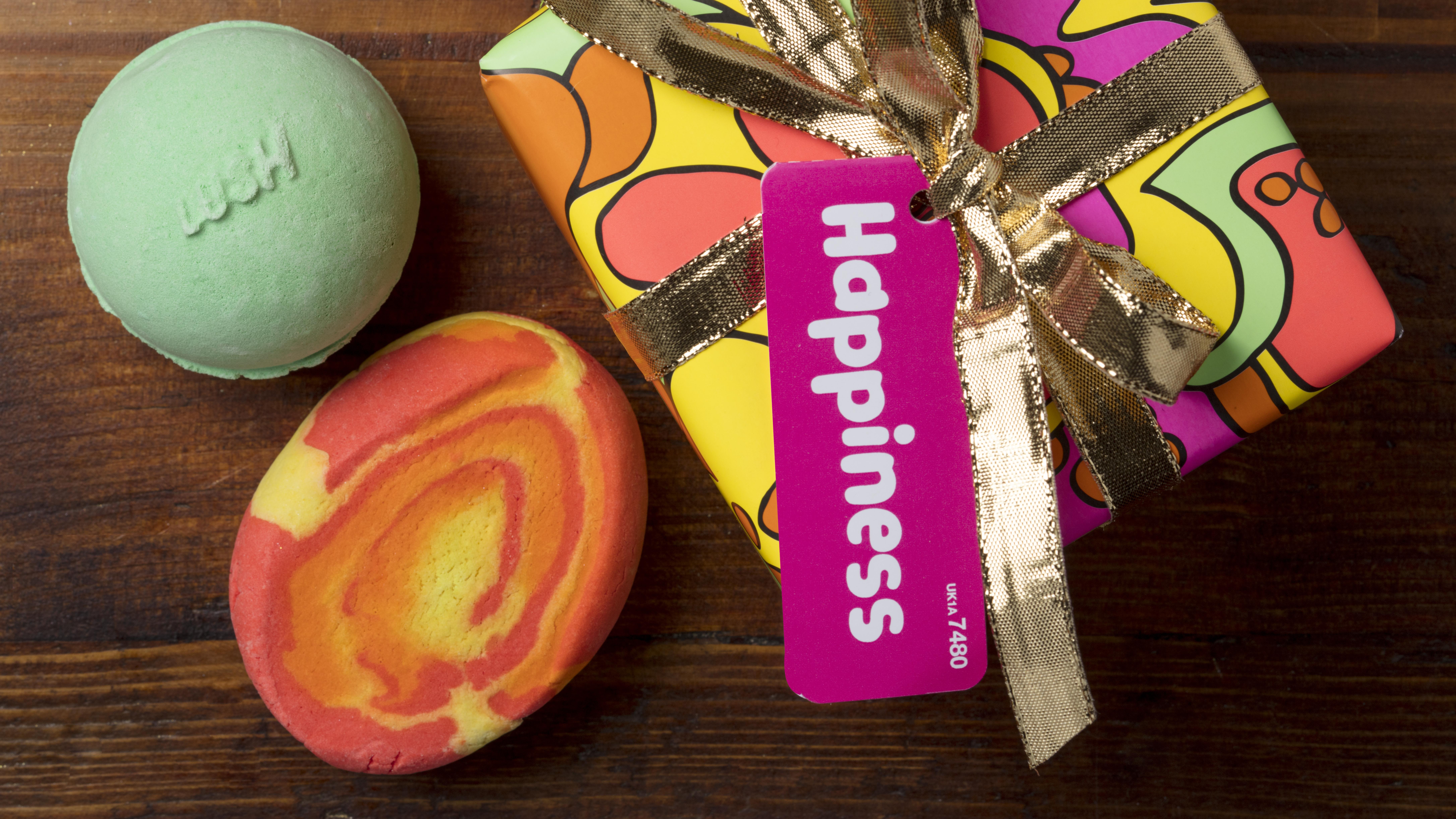 Happiness gifts under 15 lush fresh handmade cosmetics uk negle Image collections