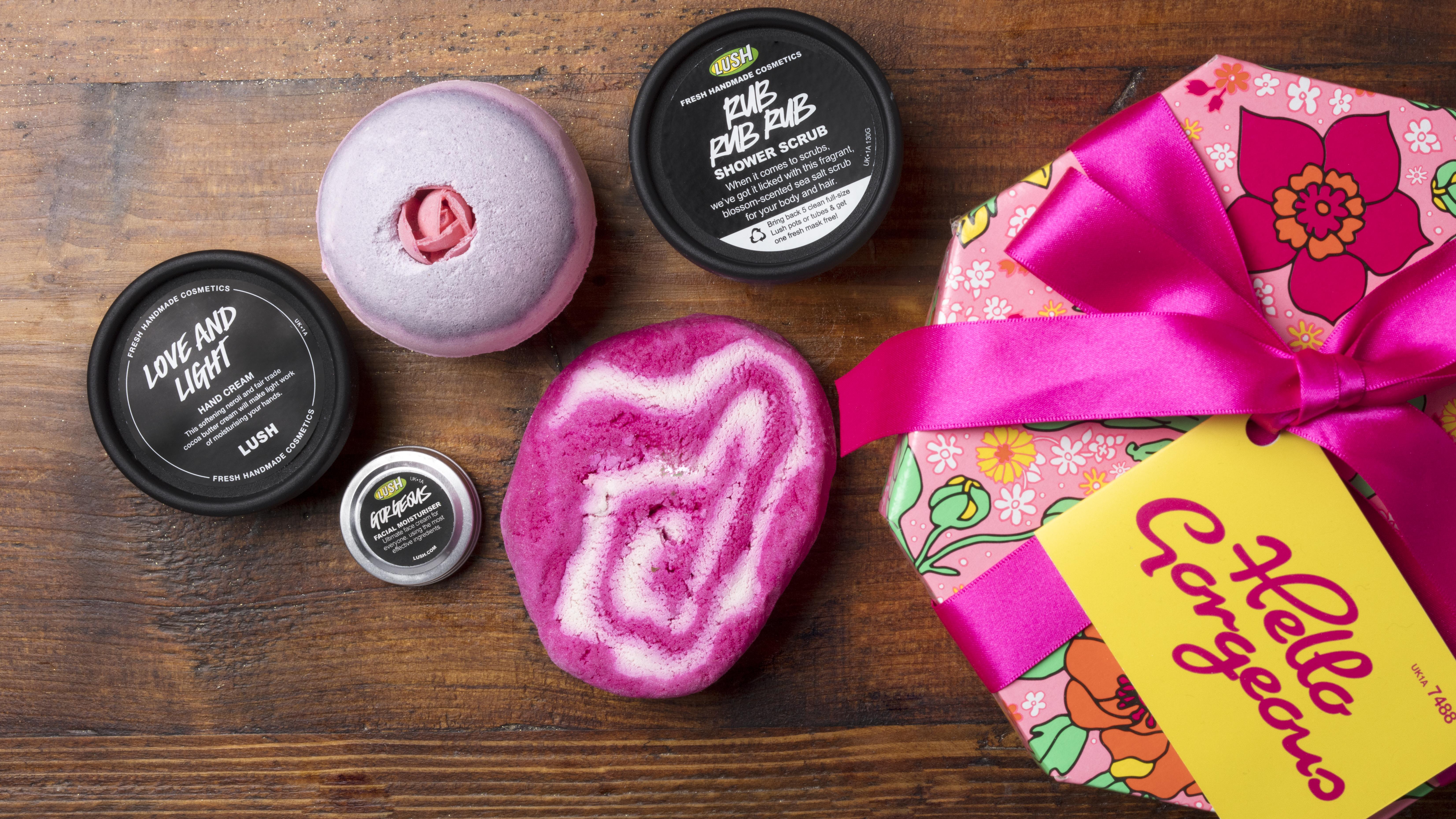 Hello Gorgeous   -Gifts, -£15 - £30   Lush Fresh Handmade Cosmetics UK