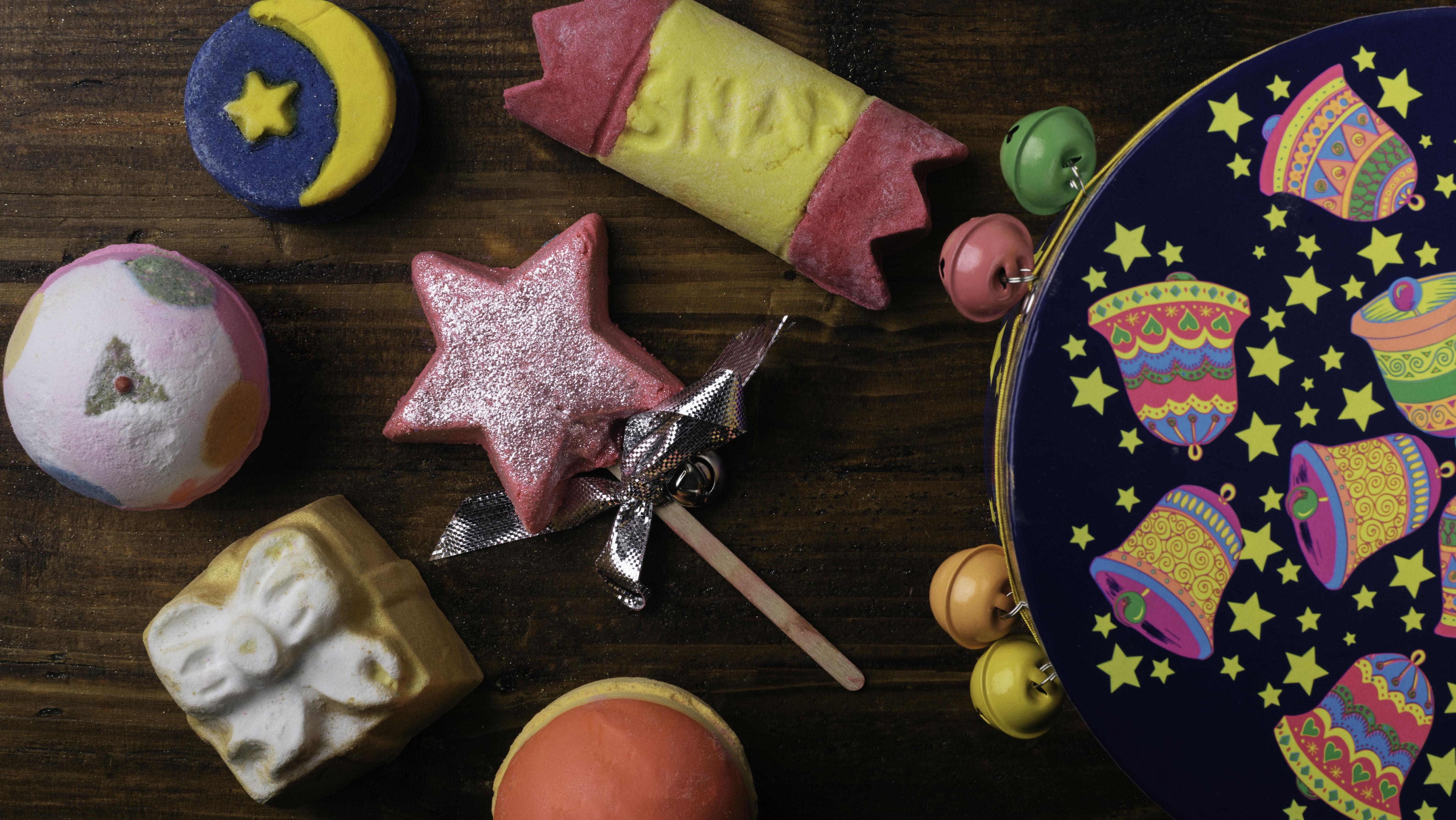 jingle bells gifts over 30 christmas gifts lush fresh