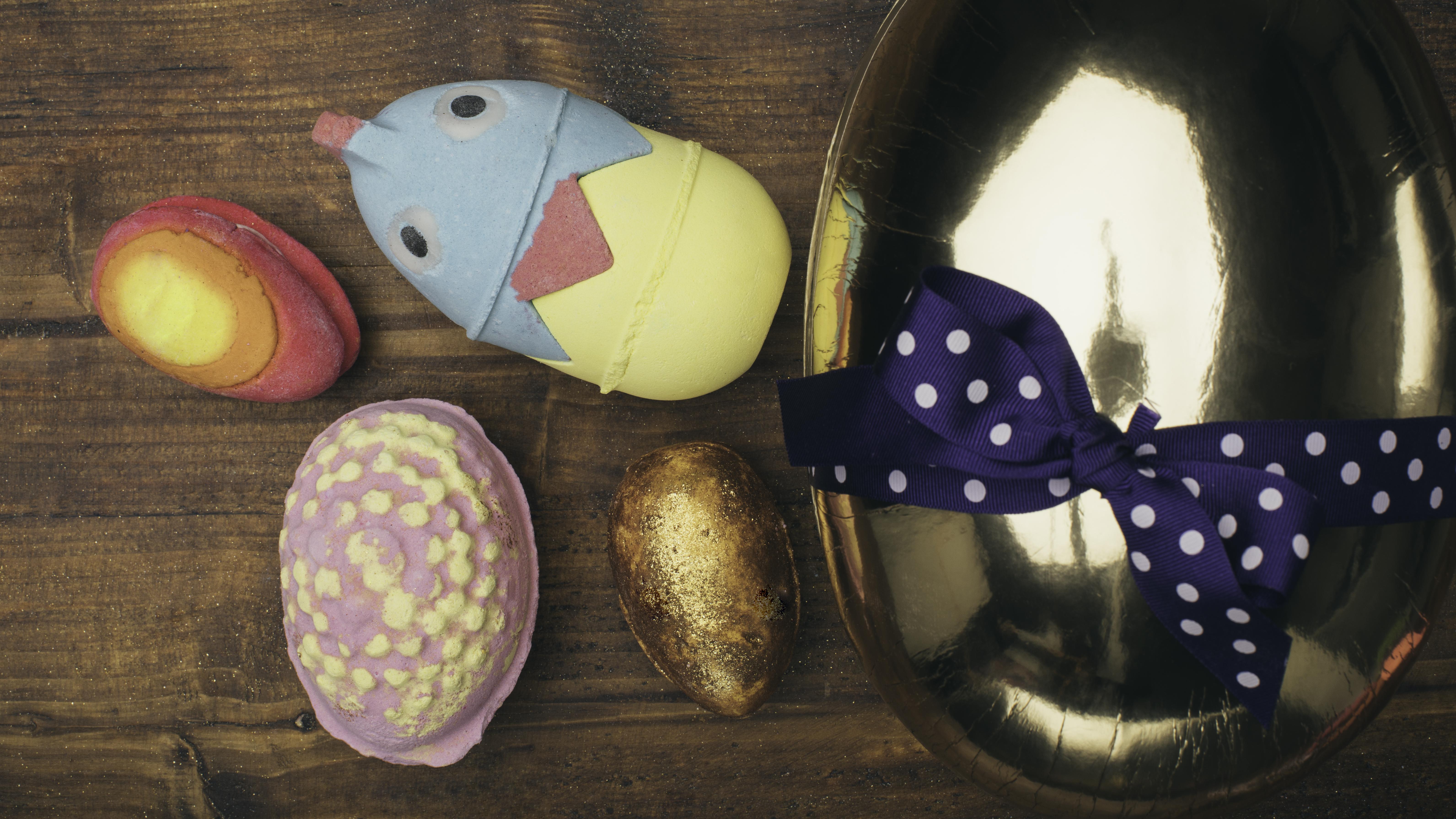 Vasca Da Bagno Uovo : Quale uovo di pasqua regalare idee profumi e tanti colori lush