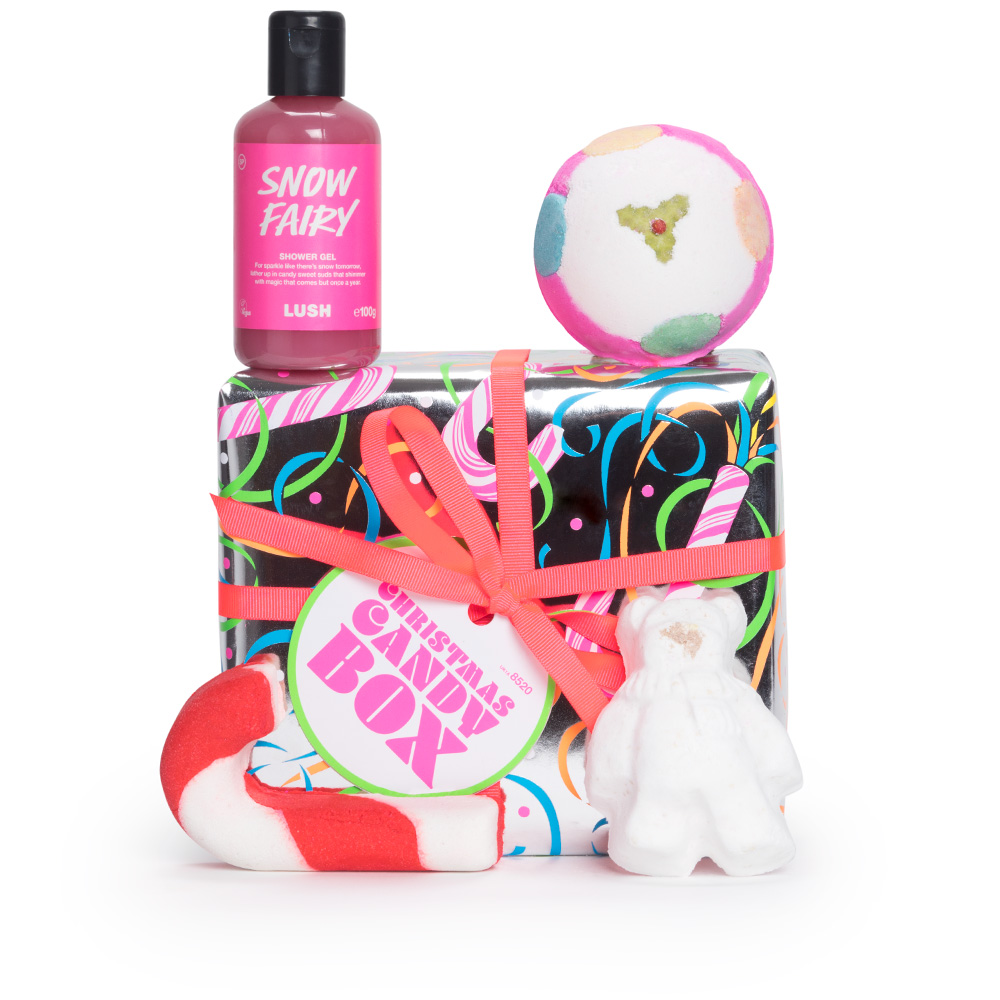 Christmas Candy Box   -Bath Gifts, -Christmas Gift Sets, Gifts ...