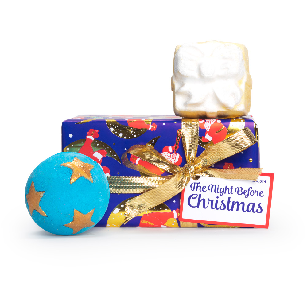 The Night Before Christmas | -Bath Gifts, -Christmas Gift Sets ...
