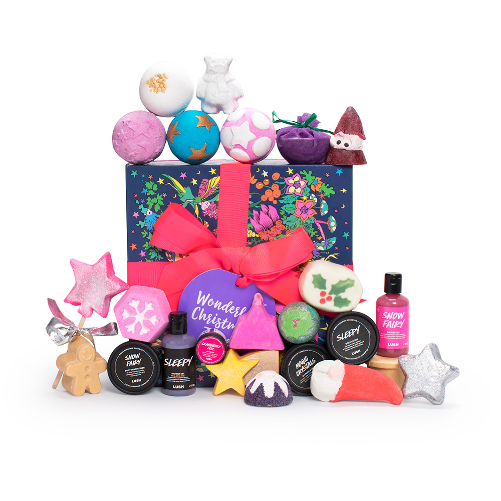 wonderful christmas time bath gifts discover christmas gifts gifts gifts over 30 lush fresh handmade cosmetics uk - A Wonderful Christmas Time
