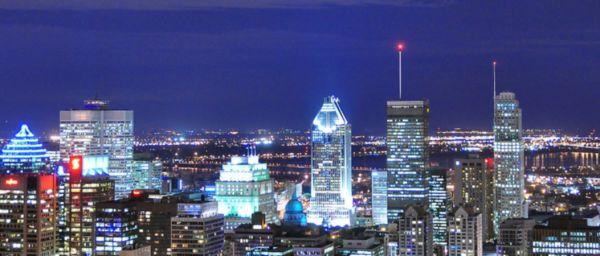 Montreal luxury network
