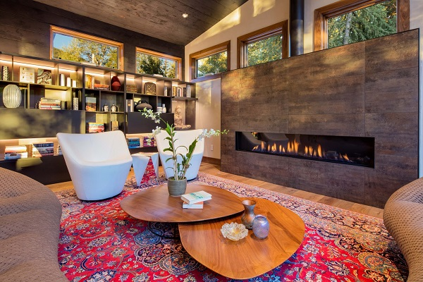 Riverside Fireplace