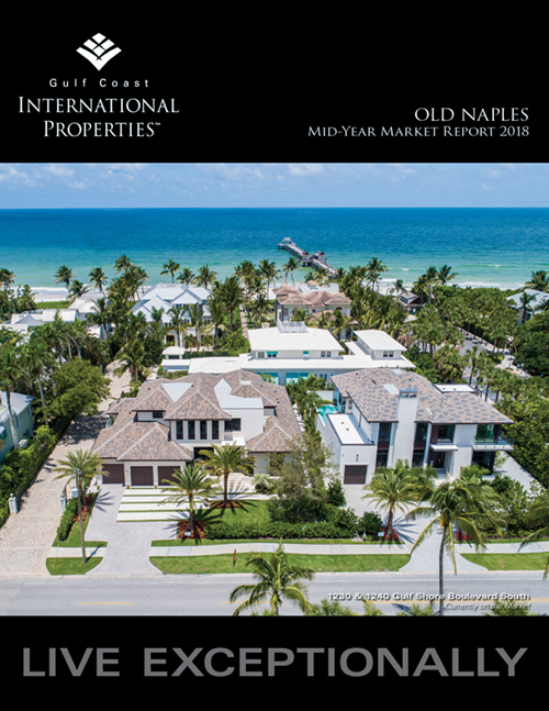 Old Naples 2018 Mid-Year Market Report