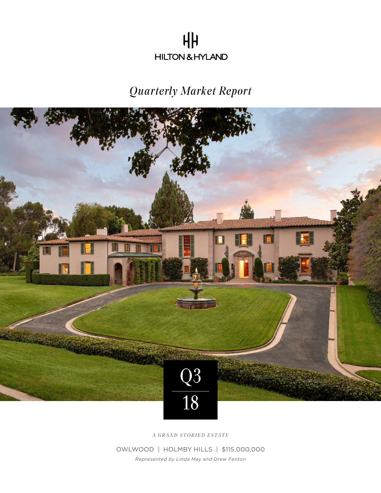Hilton Hyland Beverly Hills Real Estate Search For Real Estate - Luxury-property-in-brentwood-park-beverly-hills