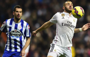Isco and Benzema leads Real Madrid to win