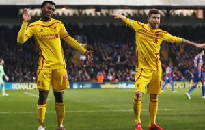 Liverpool reverese the game against Crystal Palace