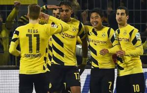 Dortmund reconnects against Mainz