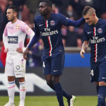 Ligue 1 - PSG vs. Evian