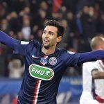 Javier Pastore (PSG), scored against Bordeaux - AFP