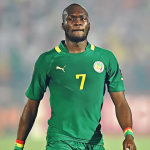 Moussa Sow with Senegal during the AFCON 2015 - AFP