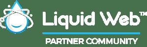 Liquid Web Partner社区标志