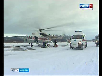 В Магаданской области рыбак на снегоходе провалился под лед в Магадане « автомагадан