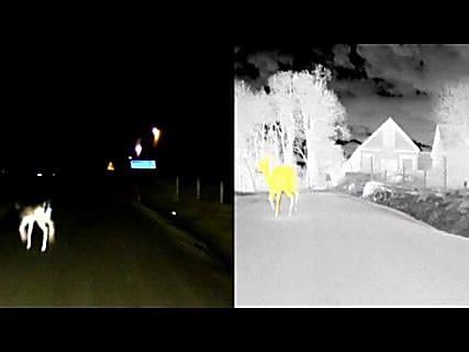 Ночное видение от BMW в Магадане « автомагадан