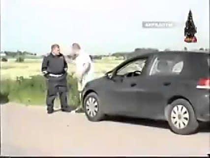 Гаишник жену увел в Магадане « автомагадан
