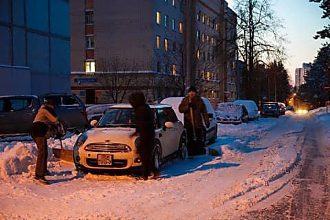 Импортер MINI ночью почистил машины владельцам британской марки в Магадане « автомагадан