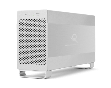 OWC Mercury Elite Pro Dual with USB 3.1 Gen 1 + FireWire 800