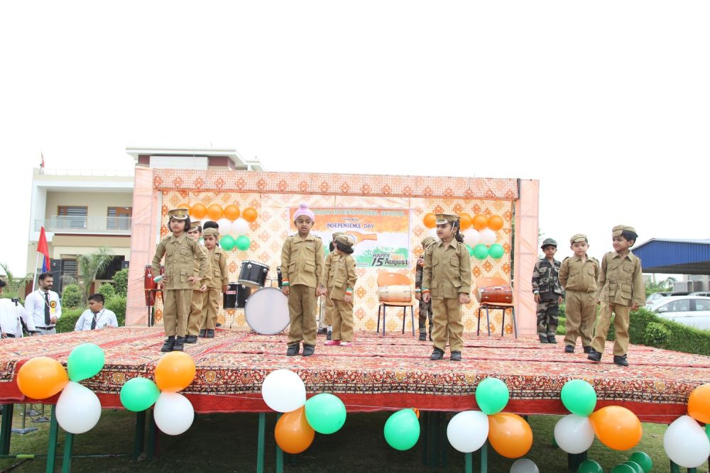 Celebration Of 15 August 2018