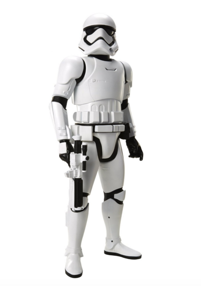 Stormtrooper, giveaway prize