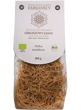 Nitka Rosołowa - Orkisz Jasny