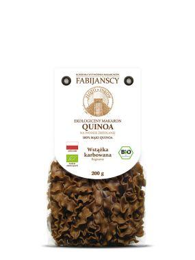 Wstążka karbowana quinoa