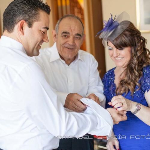 Reportasje fotográfico boda Luis & Desi 4