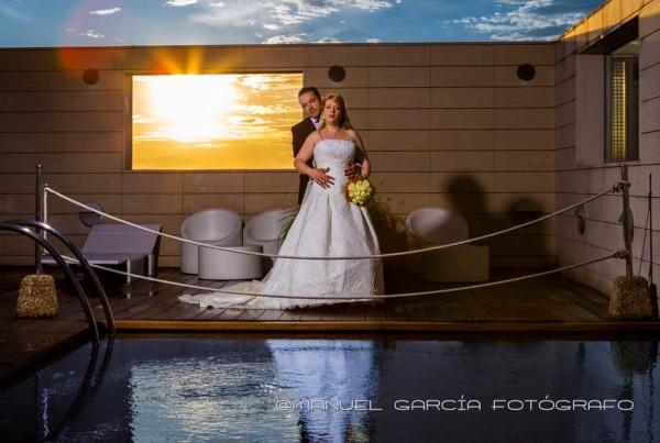 Reportasje fotográfico boda Luis & Desi