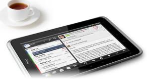 Mobilní zařízení tablet HTC Flyer