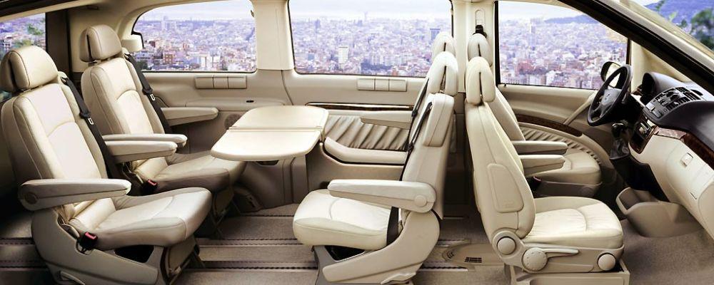 >Mercedes V-Class