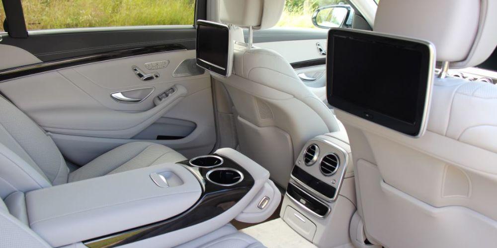 >Mercedes S Class