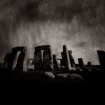Stonehenge - closer to the stones