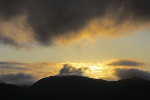 Dawn over Fairfield