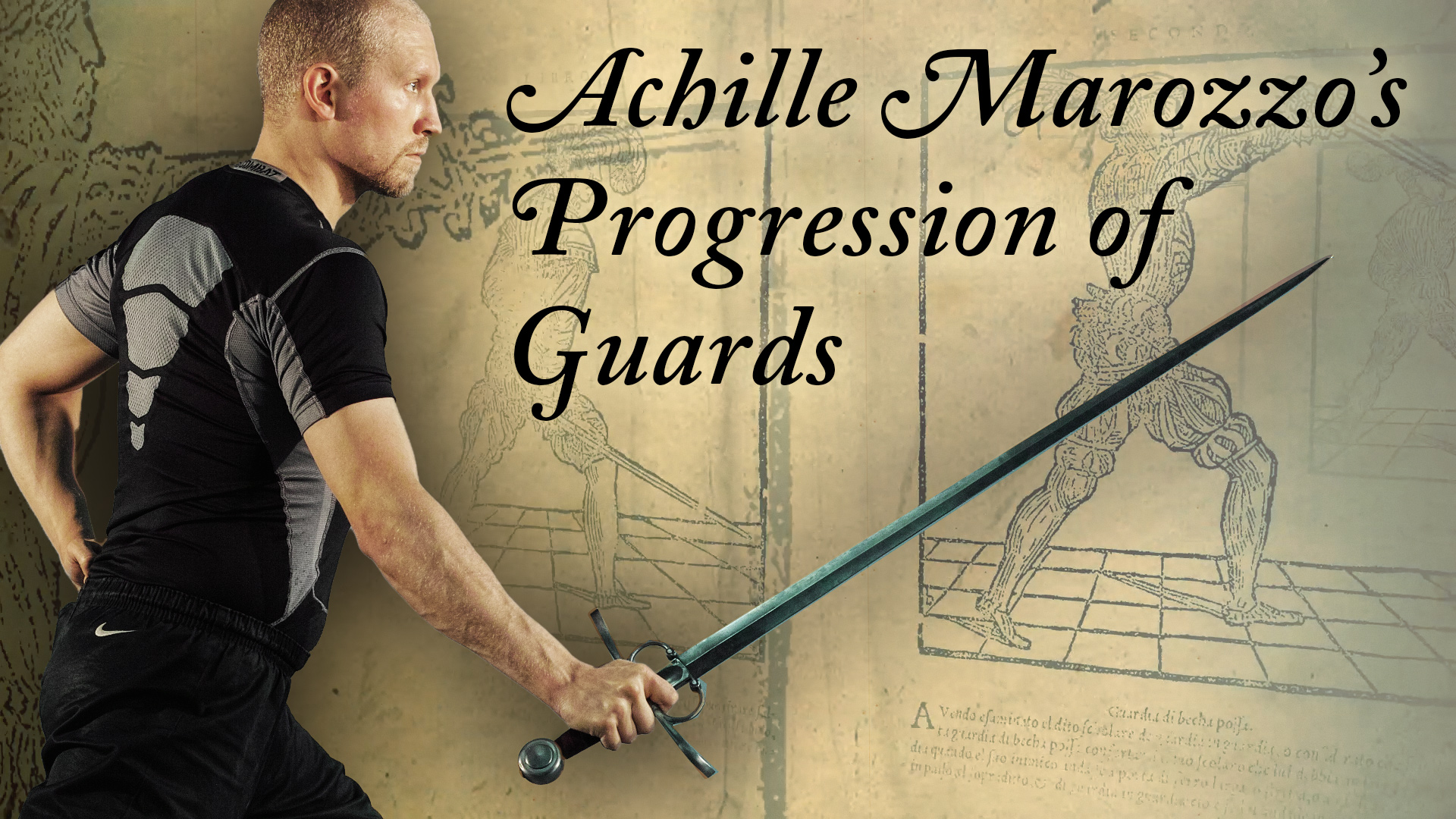 New instructional video on Marozzo's guards!