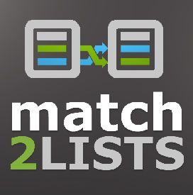 Match2Lists