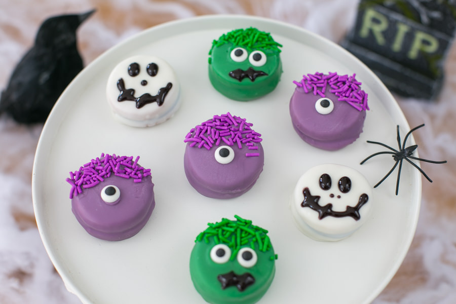 Tuto blog cookies halloween
