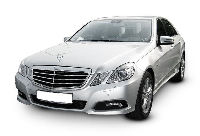 Mercedes E350 Bluetec 4-Matic