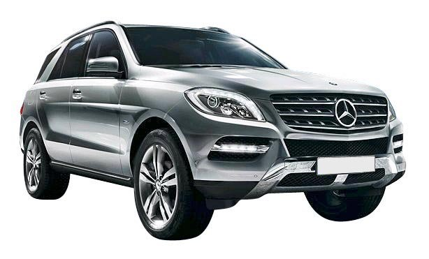 Mercedes ML350 4 Matic BlueEFFICIENCY