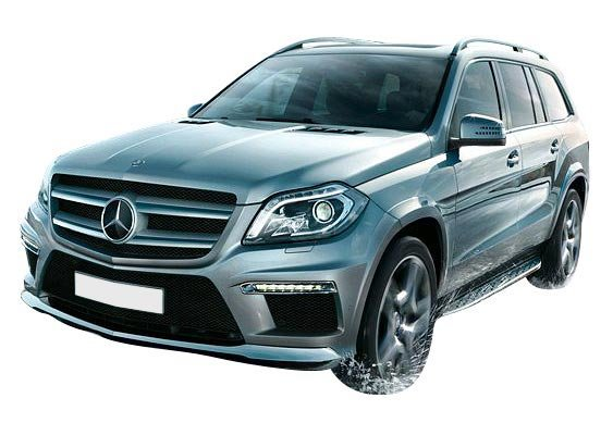 Mercedes GL350 BlueTec 4 Matic