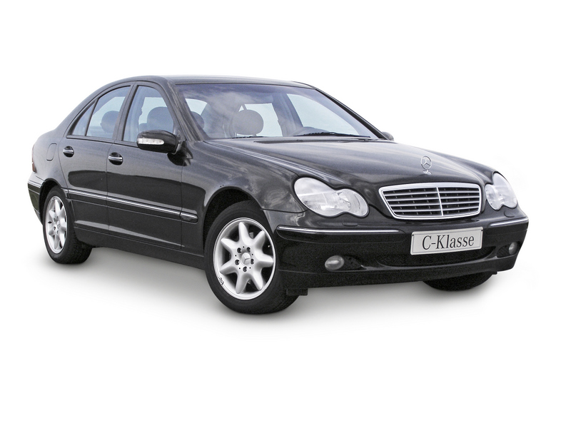 Mercedes C320 CDI (V6 engine)