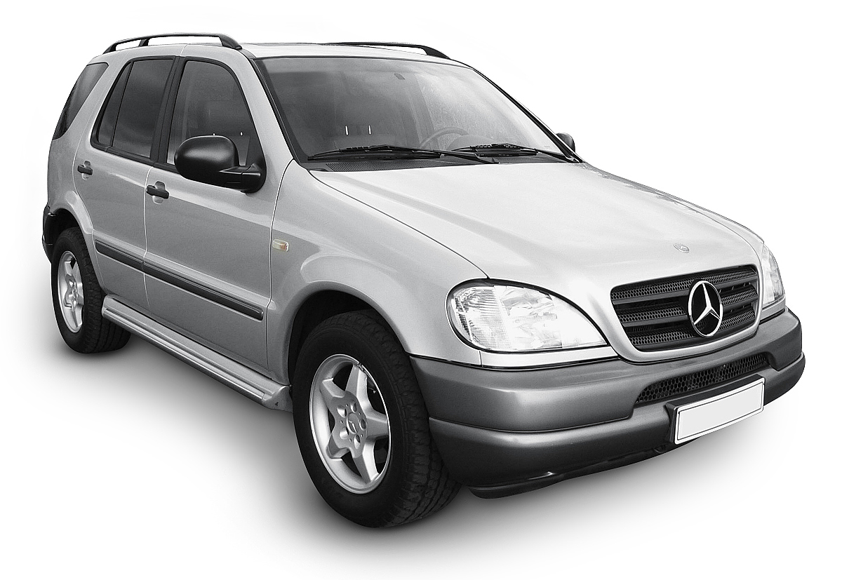 Mercedes ML320 (V6 Engine)