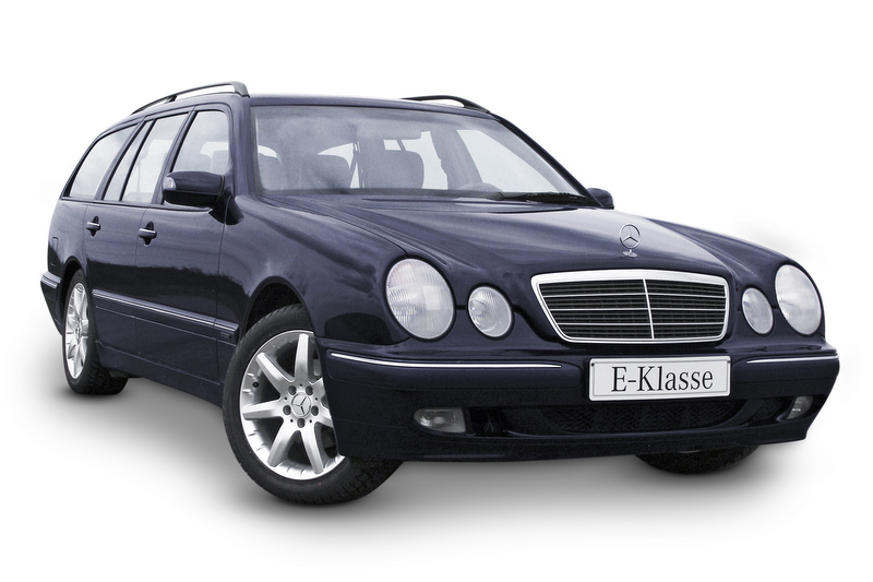 Mercedes E240 (V6 engine)