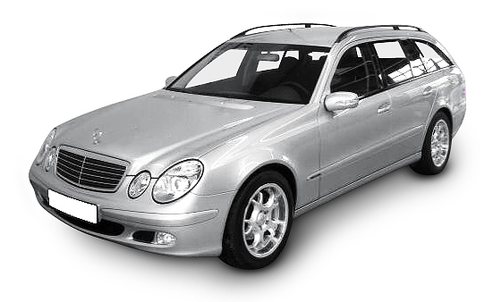 Mercedes E240 4 Matic (V6 engine)