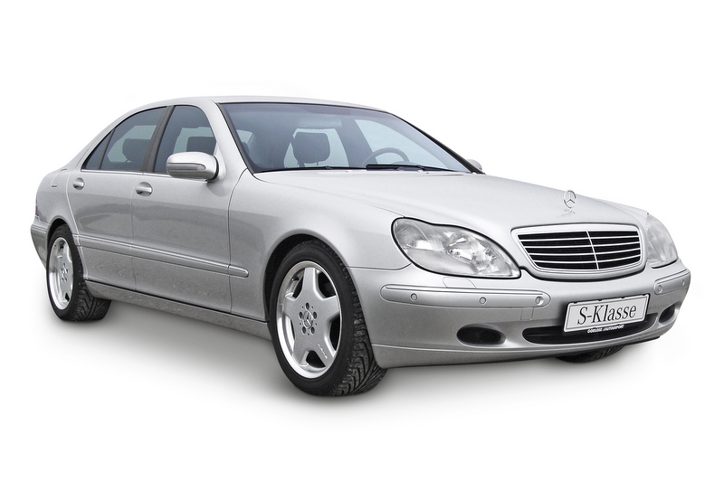 Mercedes S350 (V6 engine)