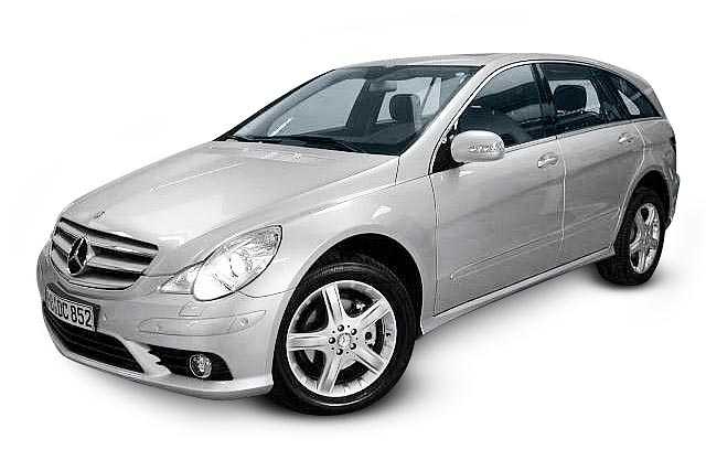 Mercedes R350 BlueTEC 4 MATIC