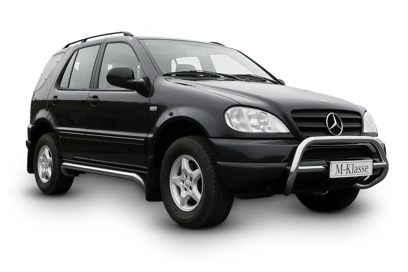 Mercedes ML350 (V6 Engine)