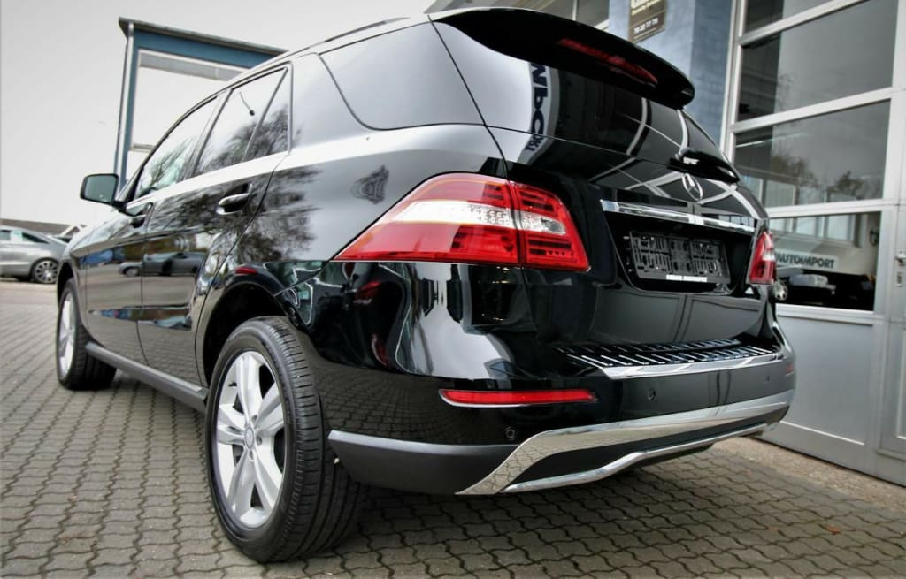 MERCEDES ML 350 CDI BT 4-M VAN INKL MOMS