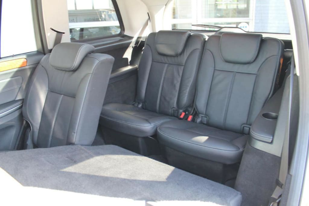 MERCEDES GL 350 CDI BE 4-M 7 PERS 7G AUT