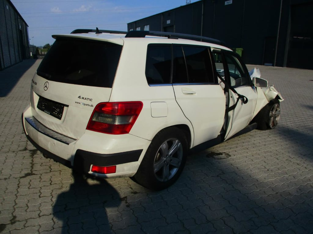 Mercedes 204 GLK320 CDI 4-MATIC